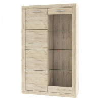Шкаф комбинированный 1V1D OSKAR (Оскар)