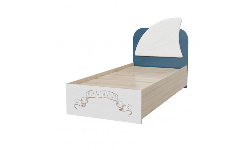 Кровать односпальная Бриз