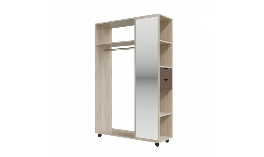 Шкаф  открытый Стайл