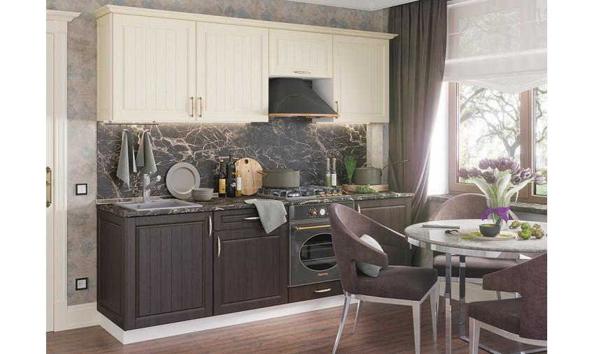 Кухня модульная Лондон 2.1м