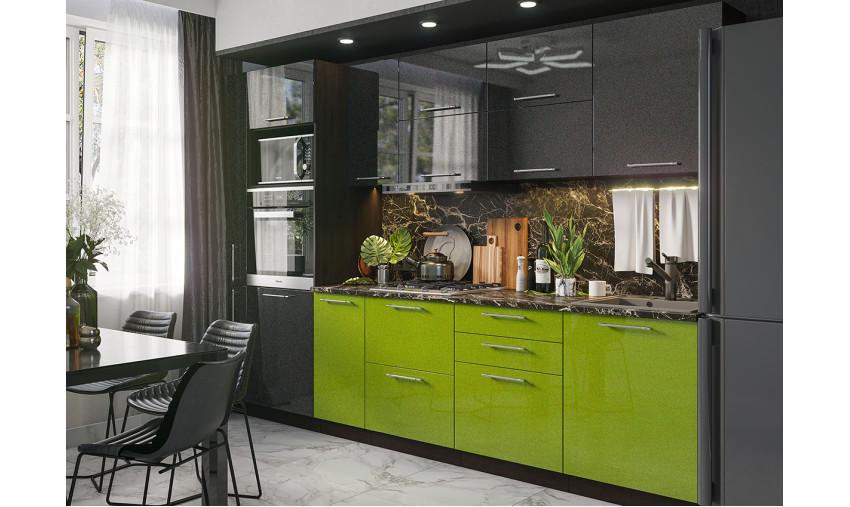 Кухня модульная Олива глянец