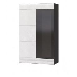 Шкаф навесной Бруклин ШКМ-02