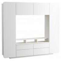 Шкаф комбинированный Румба 03.272