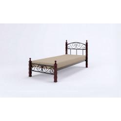 Кровать односпальная металлическая Малайзия 1