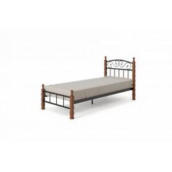 Кровать односпальная металлическая Малайзия 2