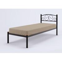 Кровать односпальная металлическая Румба 1