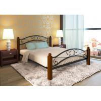 Кровать металлическая Надежда Lux Plus