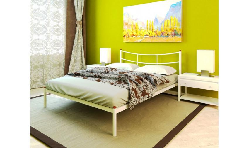 Кровать металлическая София