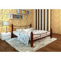 Кровать металлическая София Lux Plus