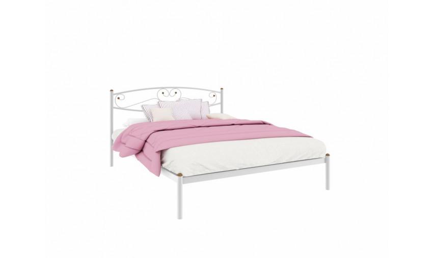 Кровать металлическая Каролина