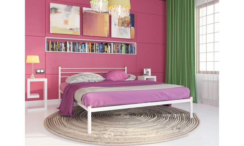 Кровать металлическая Милана