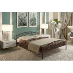Кровать металлическая Ангелина Plus