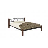 Кровать металлическая Вероника Lux