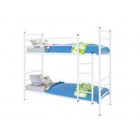 Кровать металлическая двухъярусная Милана Duo