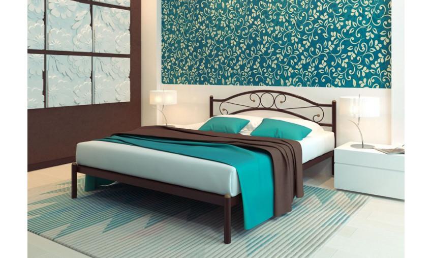 Кровать металлическая Надежда