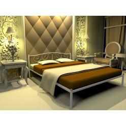 Кровать металлическая Ангелина