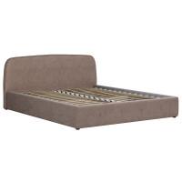 Кровать Илона Ролан 1334/2 рогожка песочный