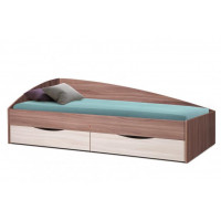 Кровать одинарная Фея - 3 (ассимметричная) (900*2000)
