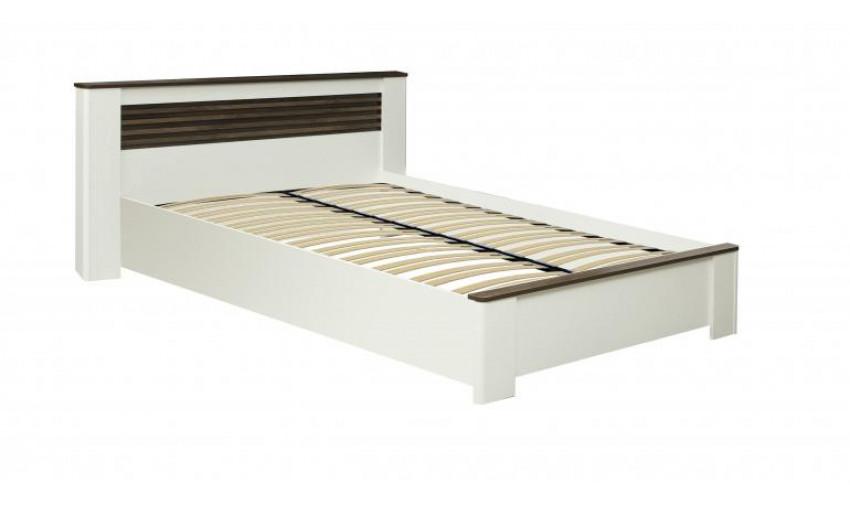 Кровать двуспальная с ортопедическим основанием Амелия
