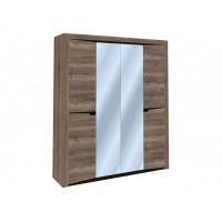 Шкаф 4-х дверный Гарда