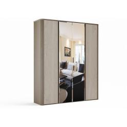 Шкаф 4-х дверный Лацио