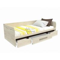Кровать с ящиками Мале