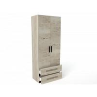 Шкаф 2-х дверный Мале