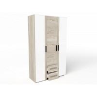 Шкаф 3-х дверный Мале