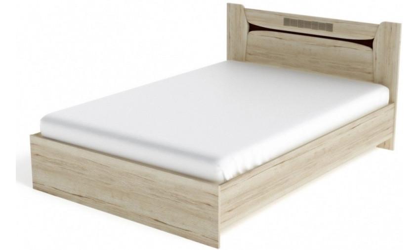 Кровать двуспальная Мале
