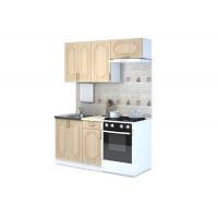 Кухня модульная Настя-1 береза