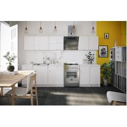 Кухня модульная Ронда Ясень Анкор 2.4м