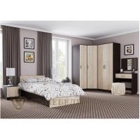 Спальня Эдем-5 (Дуб Венге/Дуб Сонома)