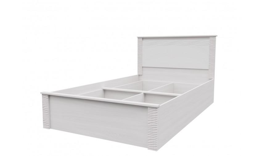 Кровать двойная Гамма-20 1,2