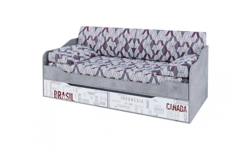 Кровать-диван Грей