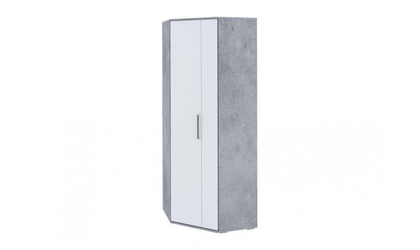 Шкаф угловой Грей