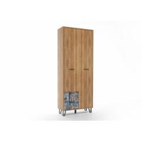 Шкаф двухстворчатый с ящиками Колибри