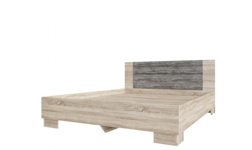 Кровать двойная Лагуна 2