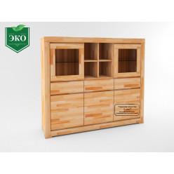 Деревянный шкаф в гостиную Копенгаген 2232