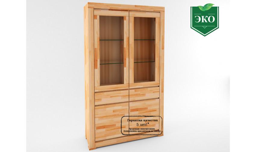 Деревянный шкаф в гостиную Копенгаген 2240