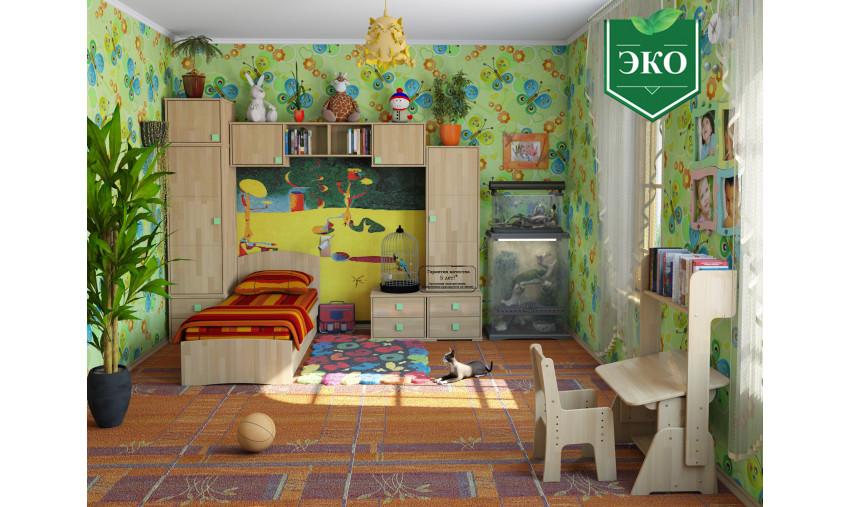 Детская деревянная мебель Школярик+Акварель В2