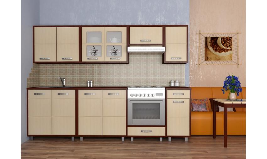 Кухня модульная Арабика