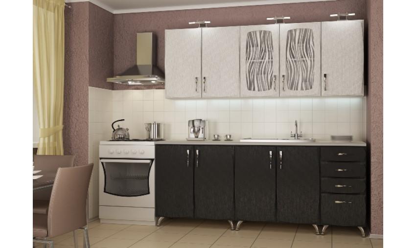 Кухня модульная Саванна