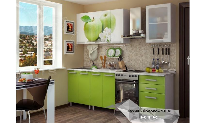 Кухня Яблоко 1.8
