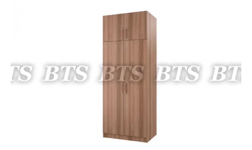 Шкаф 2-х створчатый с перегородкой