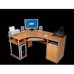 Угловой компьютерный стол С-820