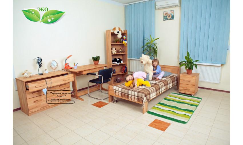 Детская мебель из дерева Лидер-2