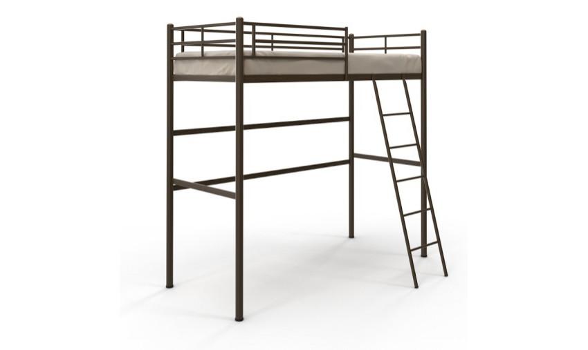Кровать двухъярусная Чердак