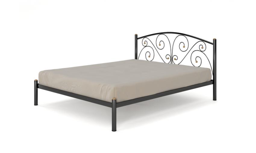 Кровать металлическая Батерфляй 1