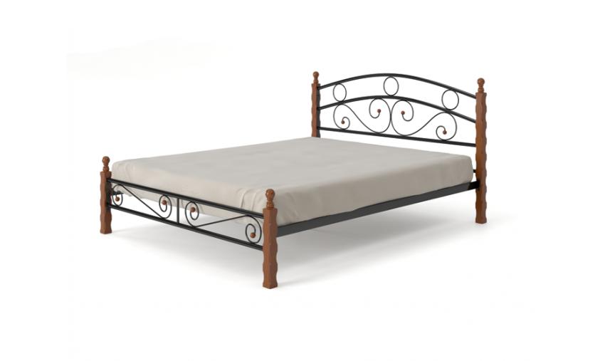 Кровать металлическая Малайзия 1