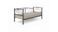 Кровать металлическая Сальса 1